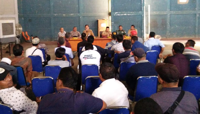 Pembangunan Kantor Kelurahan Bojongsari Baru di Stop Sementara